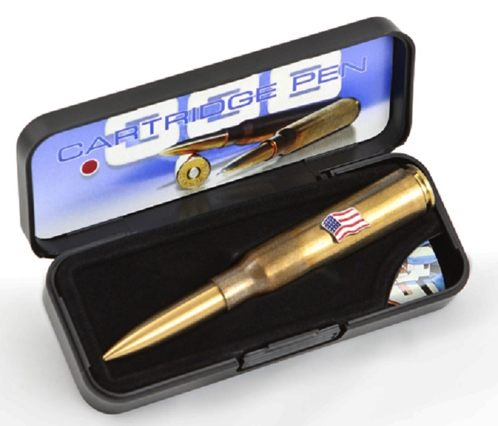 .338 Fisher Space Pen Bullet in Gift Box